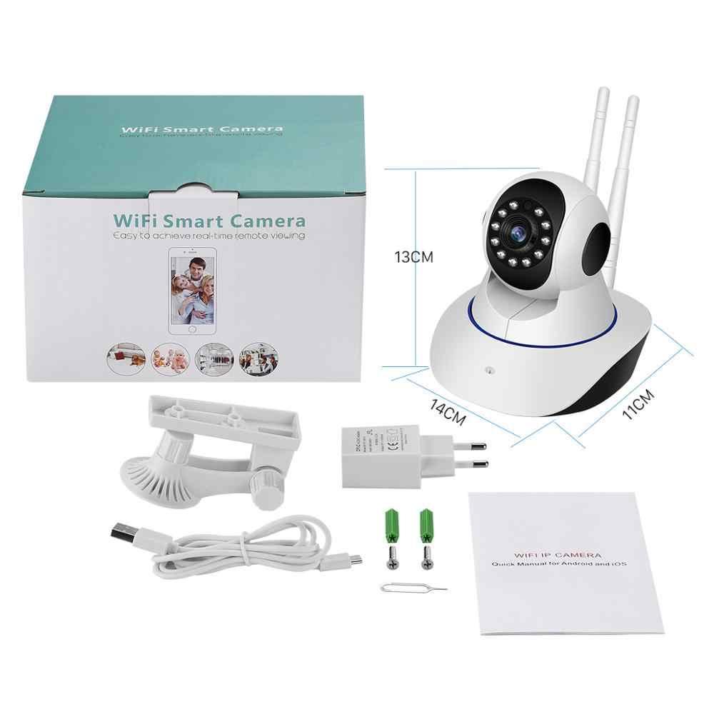 Chmura 1080P Wifi kamera IP 2MP 4X Zoom cyfrowy wykrywanie ruchu kamera bezprzewodowa H.265 P2P ONVIF Audio 2MP bezpieczeństwo w domu kamera telewizji przemysłowej