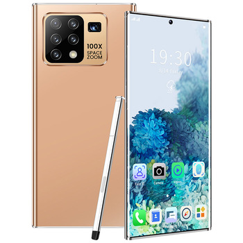 FullScreen Galxy N25+ Smartphone 8-core 128/256 GB Android 10.0 Face ID Dual Camera 4G Smart Mobile Cell Phone Global Version