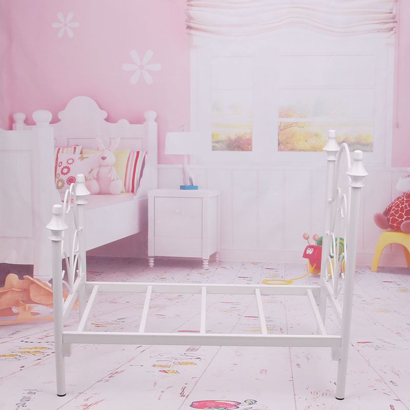 Doll Bed 5 Styles For 18-inch American Doll Skirts 43 Cm Born Doll Accessories Generation Girls, Children's New Year Girl