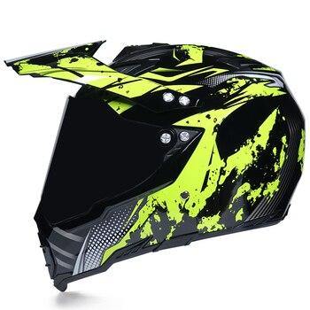 Envío Gratis al Moto cicleta... Moto Cruz Casco de Moto cicleta... Casco... fuera de carretera moto de cross cascos de Moto Cruz S