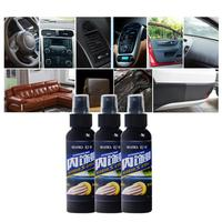 New 1PCS 50/120ml Car Interior Cleaning Tool Multifunctional Waxing Tire-wheel Dedicated Refurbishing Cleaner Car Accessories 6