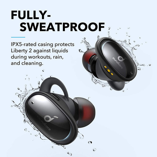 Anker Soundcore Liberty 2 Earbuds Bluetooth 5.0 6