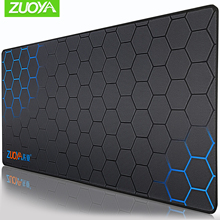 ZUOYA Gaming Mouse pad Extra Large Mouse Pad with Locking Edge Anti-slip Mousepad Keyboard Pad Desk Pad For CS GO Dota 2 Laptop