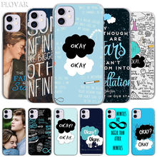 The Fault In Our Stars okay Case for Apple iPhone 11 Pro 11 Pro MAX X XR XS MAX 7 8 6 6s Plus 5S SE Hosing Cover Coque(China)