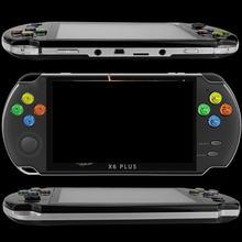 Coolbaby x6 плюс Чехол для телефона в виде ретро игровой консоли