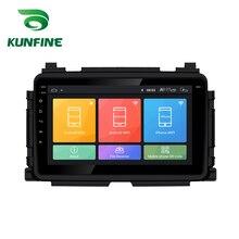 รถสเตอริโอสำหรับ Honda VEZEL/HR V/XRV 2013 2020 Octa Core Android 10.0รถ DVD GPS Navigation ผู้เล่น Deckless วิทยุ Headunit Wifi