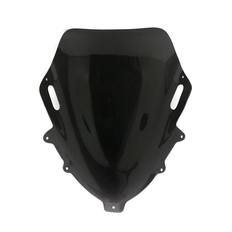 Motorcycle Windscreen Windshield Black Plastic For Yamaha TMAX 500 T MAX 500 T-MAX 500 2008 - 2011 2009 2011 Wind Screen Shield