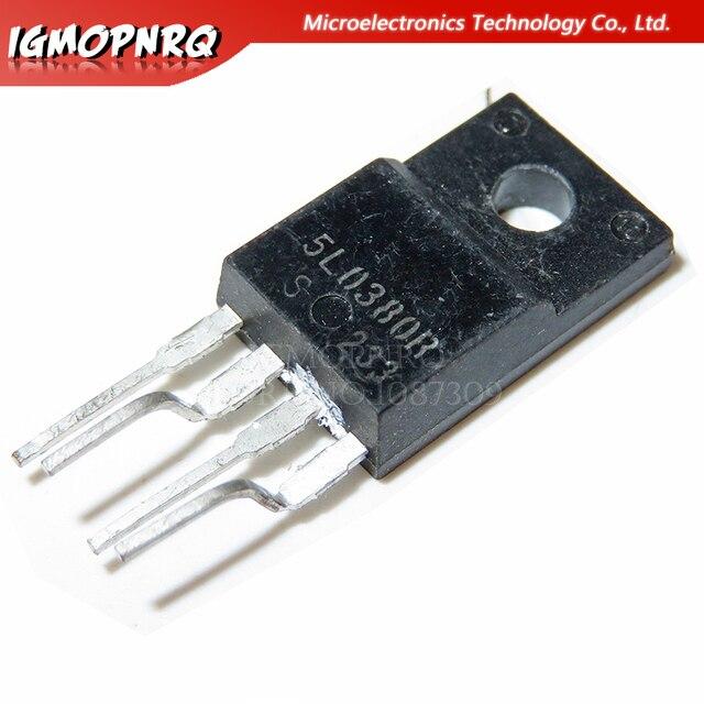 5pcs 5L0380R KA5L0380R TO220F 4 ניהול חדש מקורי