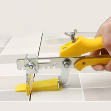 Professional tile leveling tile wall tile leveling system tool plastic clip floor installation tile construction tools