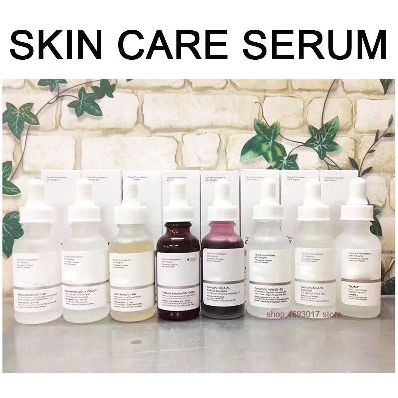 AHA 30% + BHA 2% The Ordinary Serum Remove Acne Scars Whitening Peeling Solution Ordinary Skincare 30ml Facial Serum Anti Aging