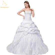 Bealegantom новый сексуальный Свадебные и Бальные платья 2021