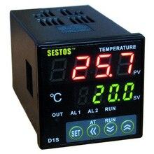 Регулятор температуры Sestos Digital PID AC 110 240 В, регулятор тока и релейный выход D1S