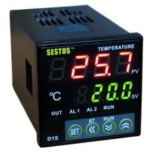 Sestos Digital Pid Ac 110 240V Temperatuurregeling Controller Stroom & Relaisuitgang D1S
