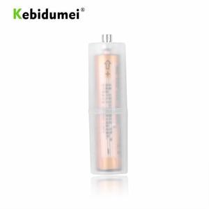 Image 2 - Kebidumei 10 sztuk AAA to rozmiar AA komórka przetwornica do baterii Adapter uchwyt baterii schowek obudowa z tworzywa sztucznego przełącznik dla AAA do AA