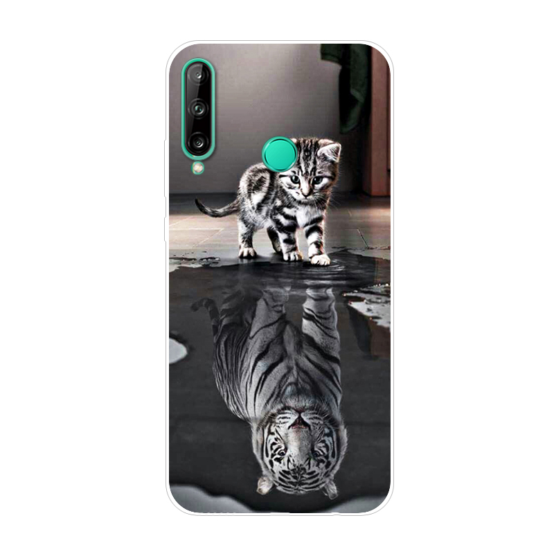 For Huawei P40 Lite E Case Silicone TPU Phone Case For Huawei P40 Lite E P 40 P40litee Case Soft Cover