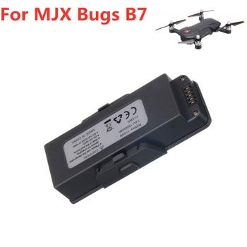 Batería Original de Dron de 7,6 V para MJX B7 Bugs 7 piezas de repuesto de cuadricóptero 7,6 V 1500mah batería de litio 1 Uds
