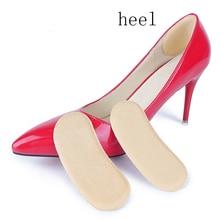 Anti-wear foot artifact heel paste half yard pad high sponge mat female mens post multifunction  shoes