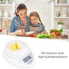 Mini Electronic Scale High Precision Household Kitchen