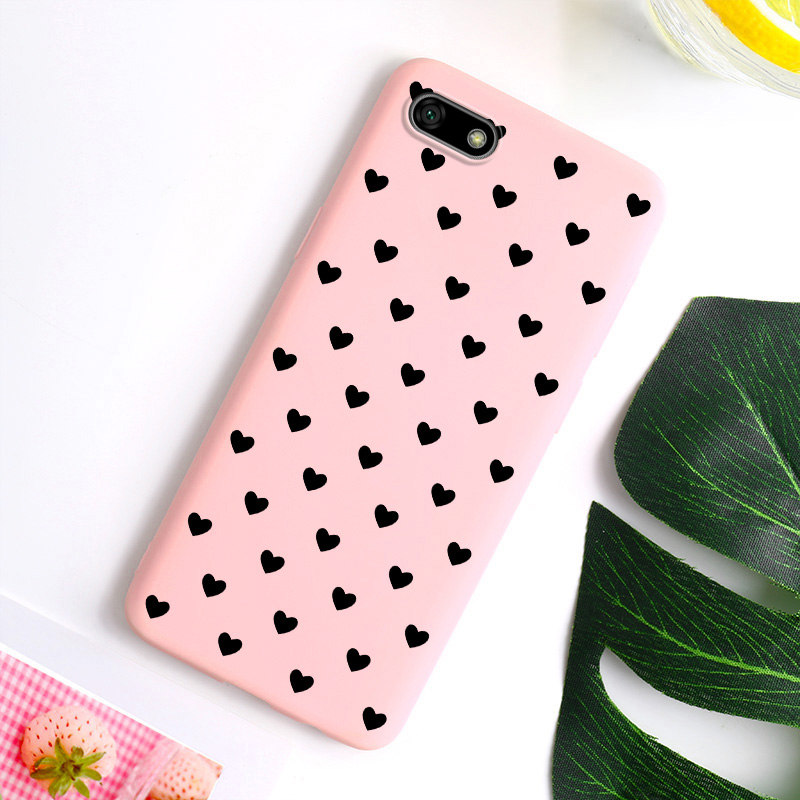 Case for Huawei <font><b>Honor</b></font> <font><b>7A</b></font> Case 5.45 inch <font><b>3D</b></font> DIY Painted Soft Candy Color Case For Huawei <font><b>Honor</b></font> <font><b>7A</b></font> 7 A <font><b>DUA</b></font>-<font><b>L22</b></font> RU Cover Bumper image