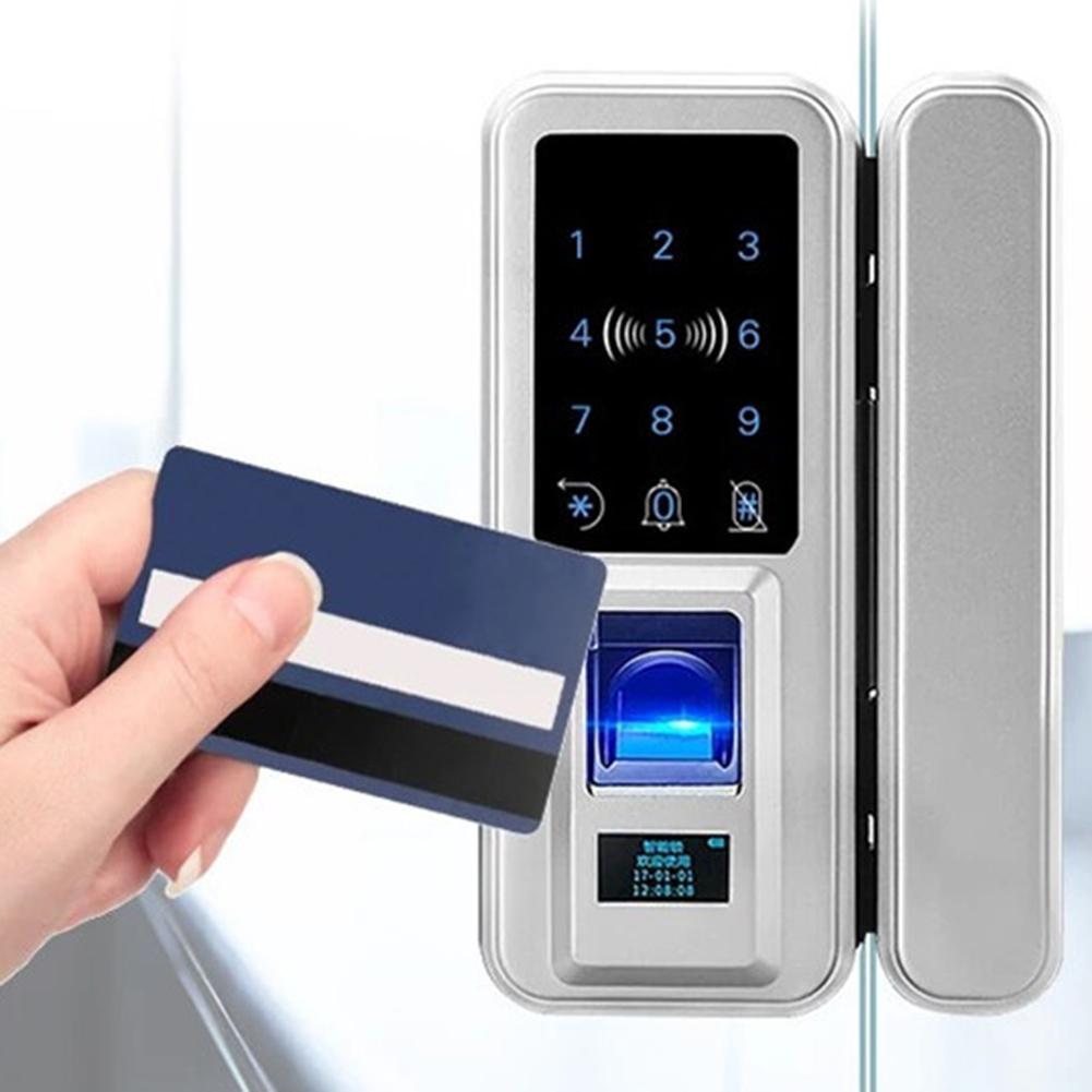 Serrure électronique intelligente intelligente d'empreinte digitale de porte