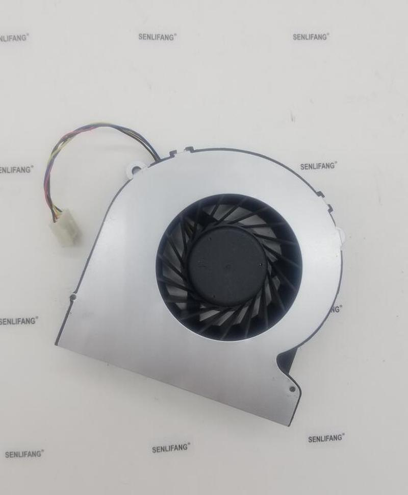 Original One Machine Fan For HP Omni 220 320 420 520 620 1323-00DU0H2 KUC1012D-AF19 CPU Fan 4 Pin