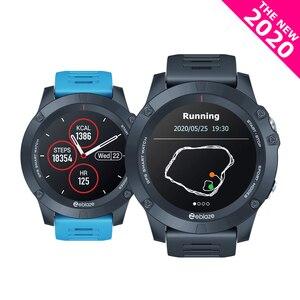 Image 1 - 2020 inteligentne zegarki Zeblaze VIBE 3 GPS GLONASS Multisport GPS Smartwatch GREENCELL algorytm tętna 280mAh bateria Bluetooth