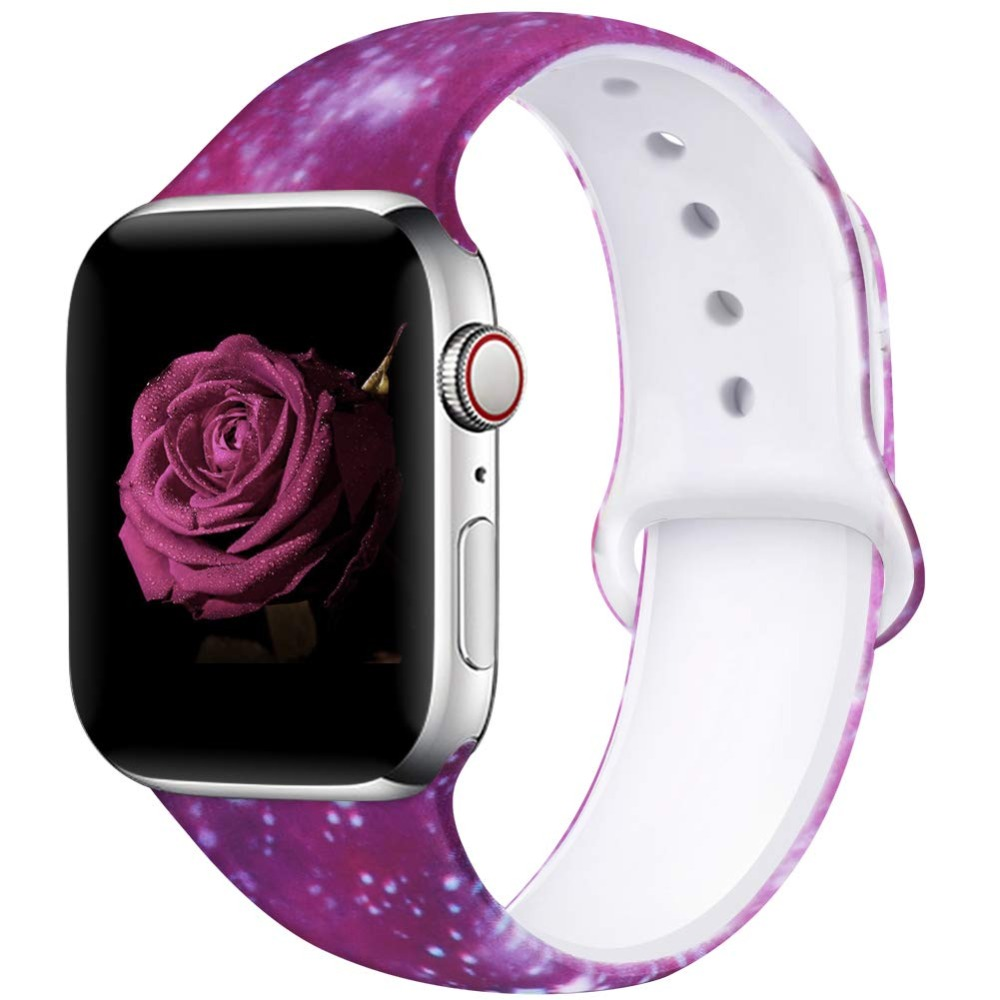 Floral Band for Apple Watch 272