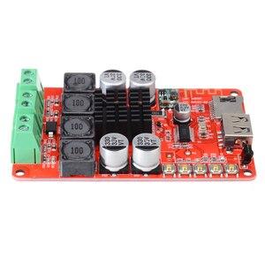 Image 2 - Стерео динамики TPA3116, усилители 2X50W, bluetooth аудио приемник, усилитель, tf карта, декодер с пультом дистанционного управления