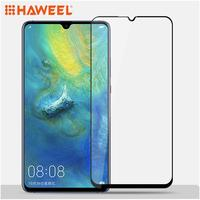HAWEEL  Full curved Tempered Glass For Hauwei Mate 20 X Screen Protector Film For Hauwei Mate 20 P10 Lite Pro