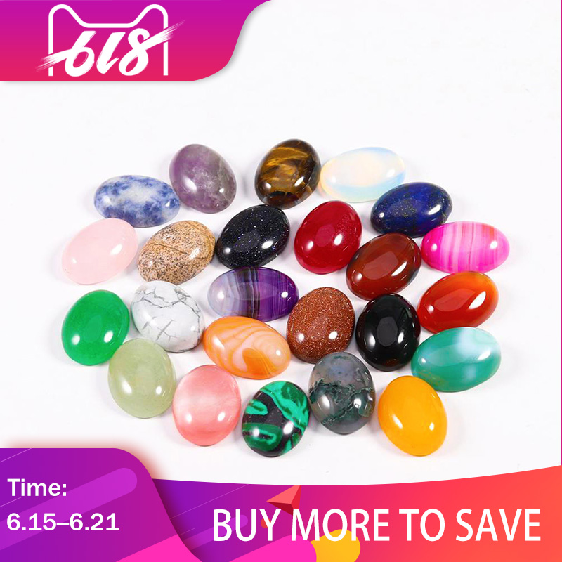 15x20mm Mixed Colorful Oval Resin Cabochon Dome Cameo Jewelry Finding 10pcs//lot