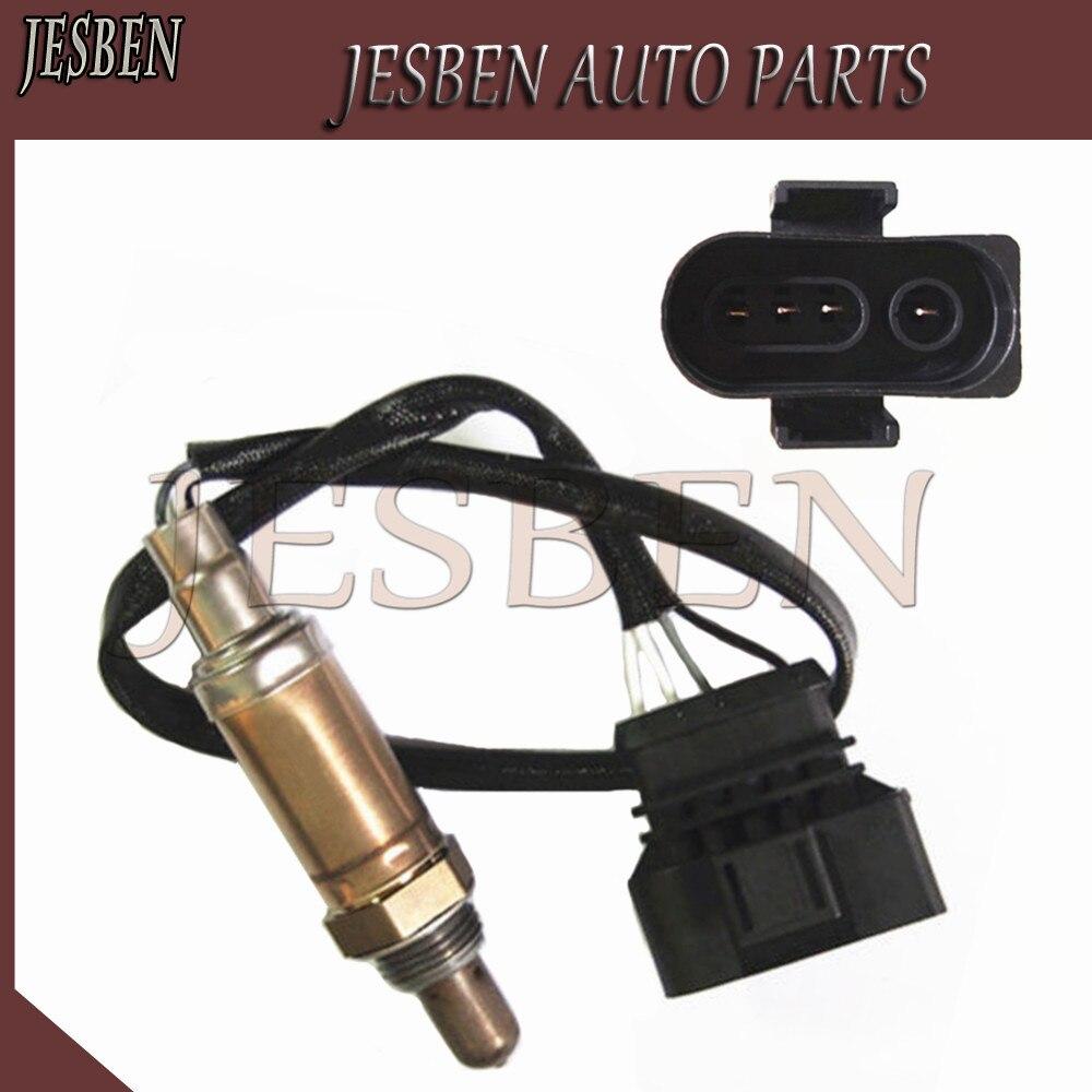 0258003759 New Rear Lambda Probe Oxygen O2 Sensor Fit For VW CADDY GOLF PASSAT POLO VENTO 1.4 1.6 1.8 1991-2004 NO# 6K0906265BH