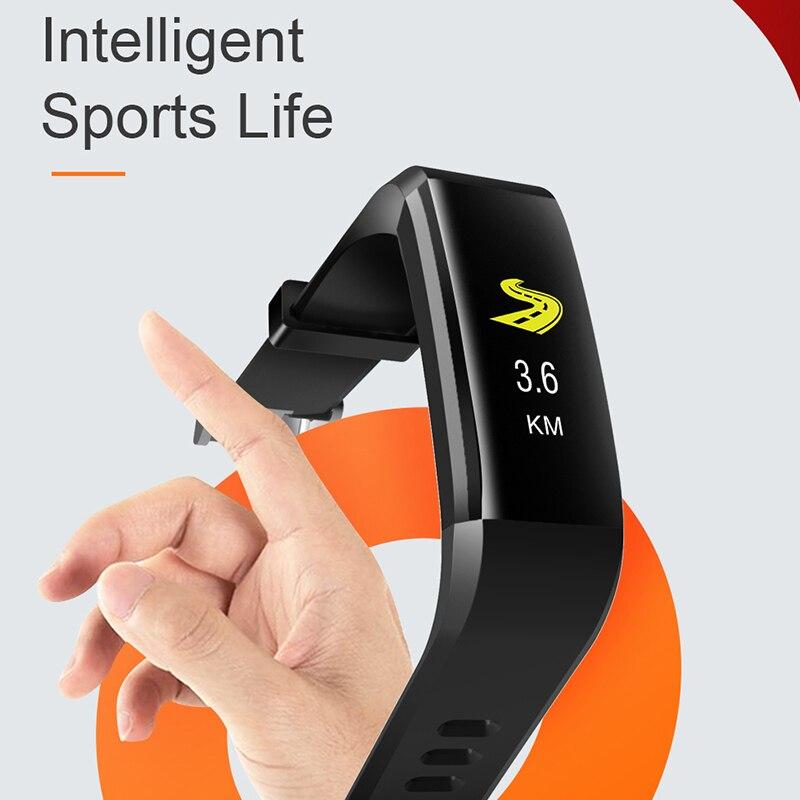 Smart Bracelet Blood-Pressure-Watch Xaomi Heart-Rate Mi-Band 4 Waterproof Women Pk Ip67