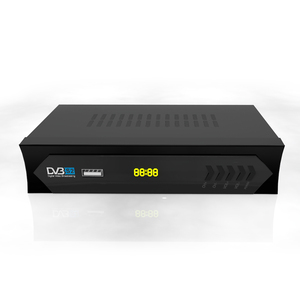 Image 5 - DVB S2 HD Digital receptor satelite decoder  Support powerVU H.264 MPEG4 hd 1080P TV Tuner satellite Receiver for spain Europe