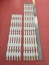 12 sztuk listwa oświetleniowa led dla Samsung UE50HU6900 UN50HU6950F UE50HU7000 BN96 32178A 32179A DUGE 500DCA 500DCB R3 2014SVS_UHD_50