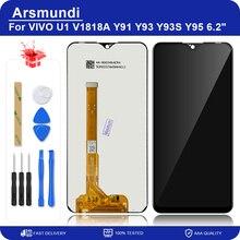 """6.2 """"Voor Vivo Y91 Y91i Y91c / Y93 1815 / Y95 1807 Lcd Touch Screen Digitizer Vergadering Vervanging onderdelen + Geschenken"""