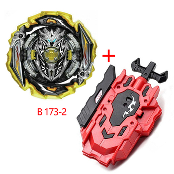 All models Beyblades with Left and right Launchers baybaldes Burst GT Toy B173-B168-B155 bable Toupie metal fusion God bay balde image