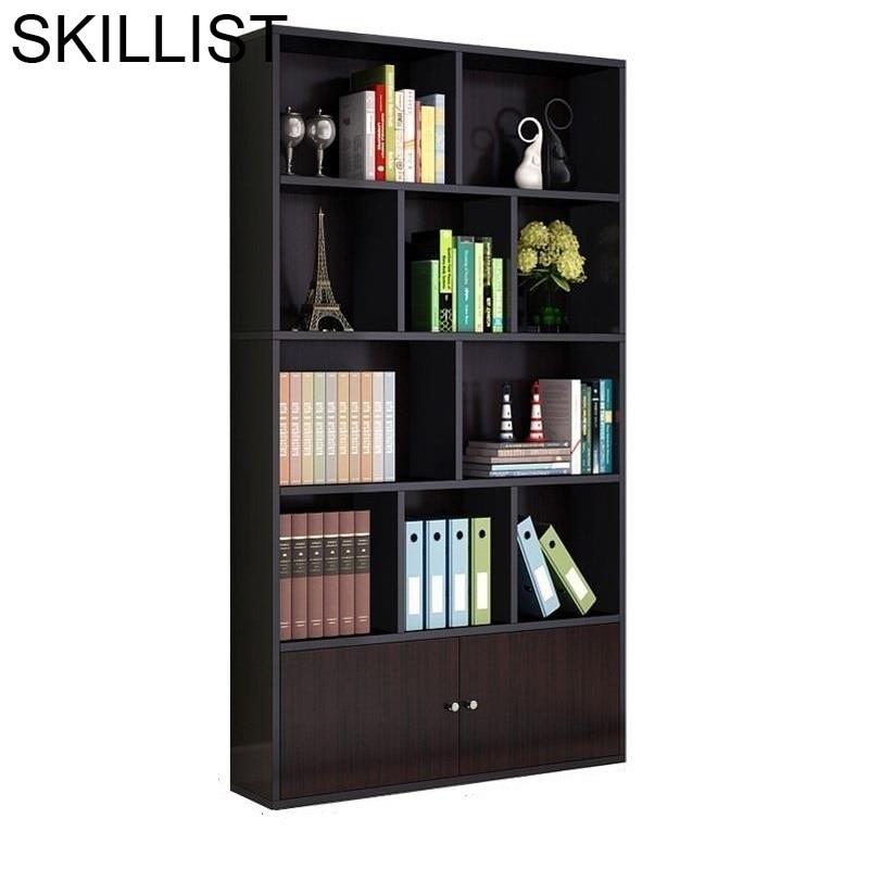 Cabinet Decoracion Kids Libreria Industrial Camperas Shabby Chic Wooden Furniture Retro Decoration Bookcase Book Case Rack