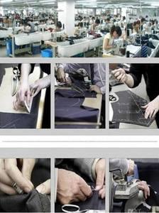 Image 4 - Los últimos diseños de pantalones de abrigo traje de hombre blanco + negro esmoquin de 3 piezas esmoquin chaqueta trajes de boda para graduación personalizada (chaqueta + Pantalones + chaleco)