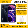 "Original realme 8 5G Global Version 8GB 128GB Dimensity 700 6.5"" 90Hz 48MP Rear Camera 5000mAh Play Store NFC Multi Language"
