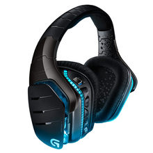 Logitech G633 Kabel DTS 7.1 Surround Sound Gaming Headset Headphone Mikrofon Aksesoris Komputer untuk Game(China)