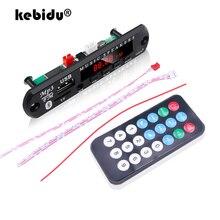 Decoder-Board Mp3-Player Audio-Module Tf-Radio Bluetooth5.0 Wireless Music Kebidu 5V