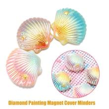 Diamond Painting Minders Diy-Crafts 1PC Magnet-Cover Fridge Glitter-Shell Multifunction