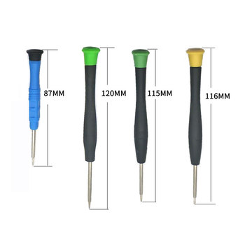 11 In 1 Cell Phones Opening Pry Mobile Phone Repair Tool Kit Screwdriver Set For Iphone Samsung  Xiaomi Accessory Bundles   DT6 5