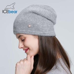 Image 4 - ICEbear 2019 High Quality Womens Hat Fashionable Cap E MX19104