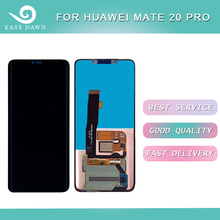 For Huawei mate 20 pro LCD AMOLED Display LCD Screen+Touch Panel Digitizer Assembly For Huawei Display Original
