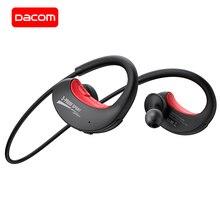 Dacom l16 plus neckband esportes bluetooth fones de ouvido sem fio fone 10h reprodução ipx5 à prova dfor água para iphone xiaomi samsung