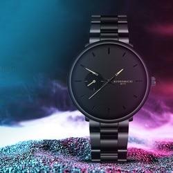2020 New Men Business Watch Men Watches Stainless Steel Creative Men's Watches Male Wristwatch Luxury Mens Clock reloj mujer