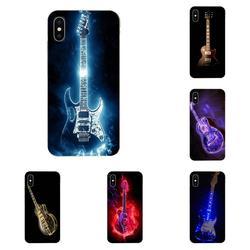 На Алиэкспресс купить чехол для смартфона clear glowing neon guitar outline for lg g2 g3 g4 g5 g6 g7 k4 k7 k8 k10 k12 k40 mini plus stylus thinq 2016 2017 2018