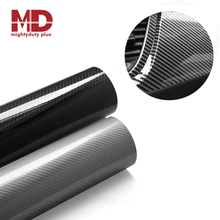 6D Carbon Fiber Car Stickers Highlight Carbon Fiber Modified Film Motorcycle Tablet Stickers Decals Auto Accessories