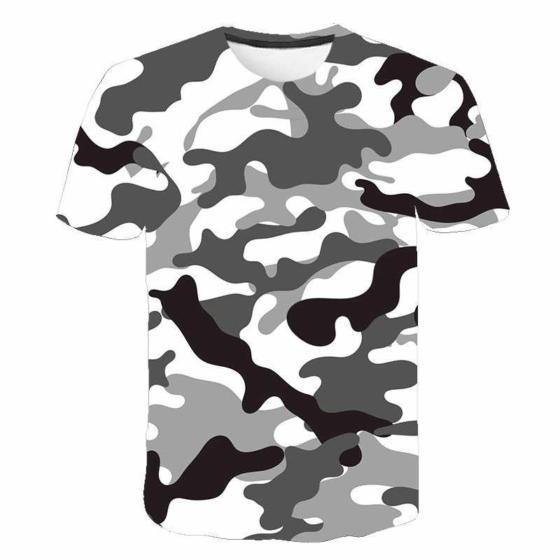 ความแปลกใหม่สีสันศิลปะฤดูร้อน 2019 Mensแฟชั่นStreetwear 3dกราฟิกเสื้อยืดการบีบอัดกราฟิกTees Custom 3d Tเสื้อพิมพ์